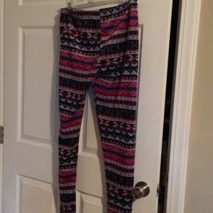 Pants - Lined Leggings